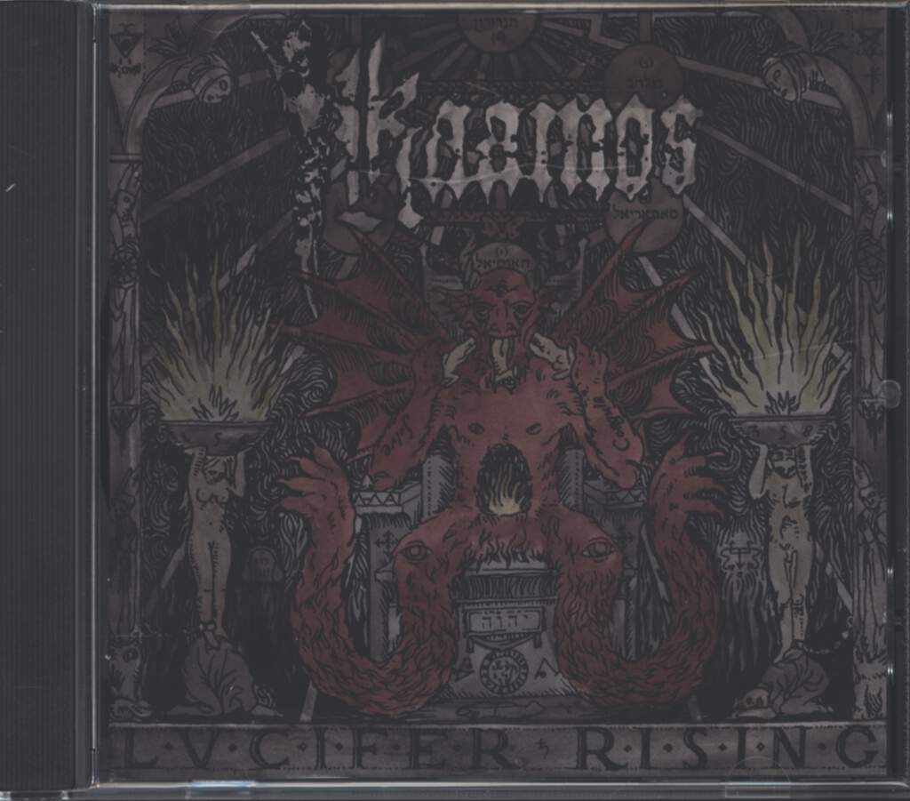 Kaamos: Lucifer Rising, CD