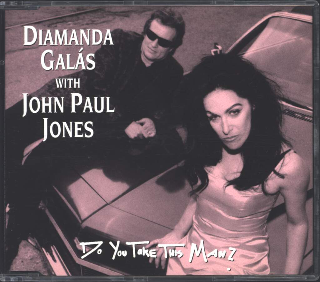 Diamanda Galás: Do You Take This Man?, Mini CD