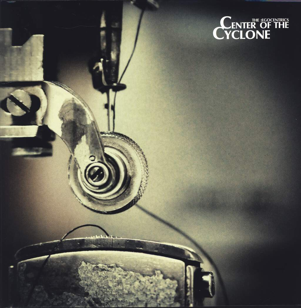 The :Egocentrics: Center Of The Cyclone, LP (Vinyl)