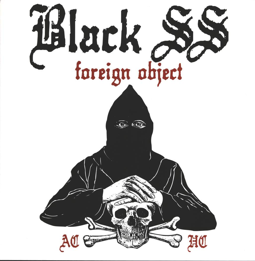 Black Sheep Squadron: Foreign Object, LP (Vinyl)