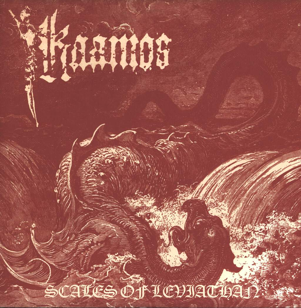 "Kaamos: Scales Of Leviathan, 12"" Maxi Single (Vinyl)"
