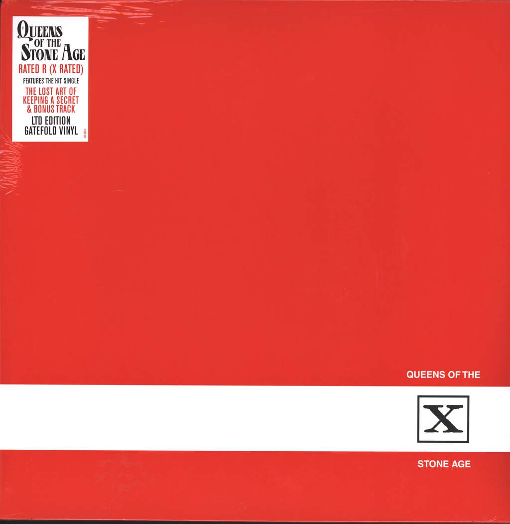 Queens Of the Stone Age: X, LP (Vinyl)