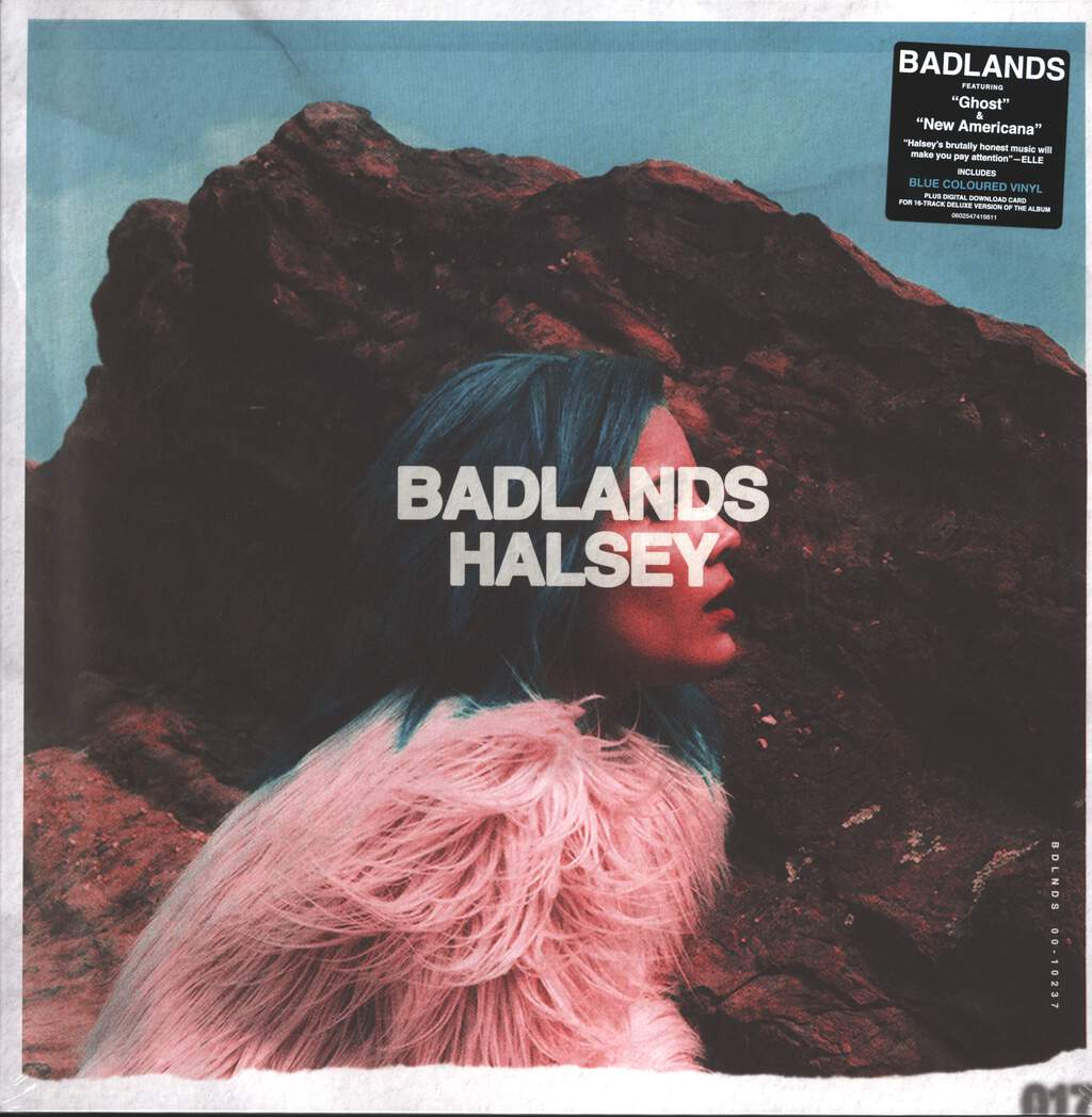 Halsey: Badlands, LP (Vinyl)