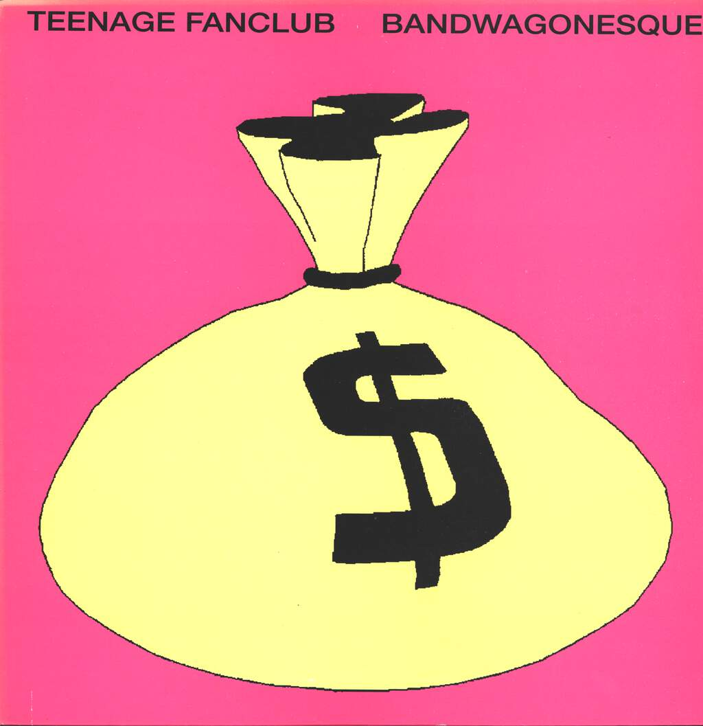 Teenage Fanclub: Bandwagonesque, LP (Vinyl)