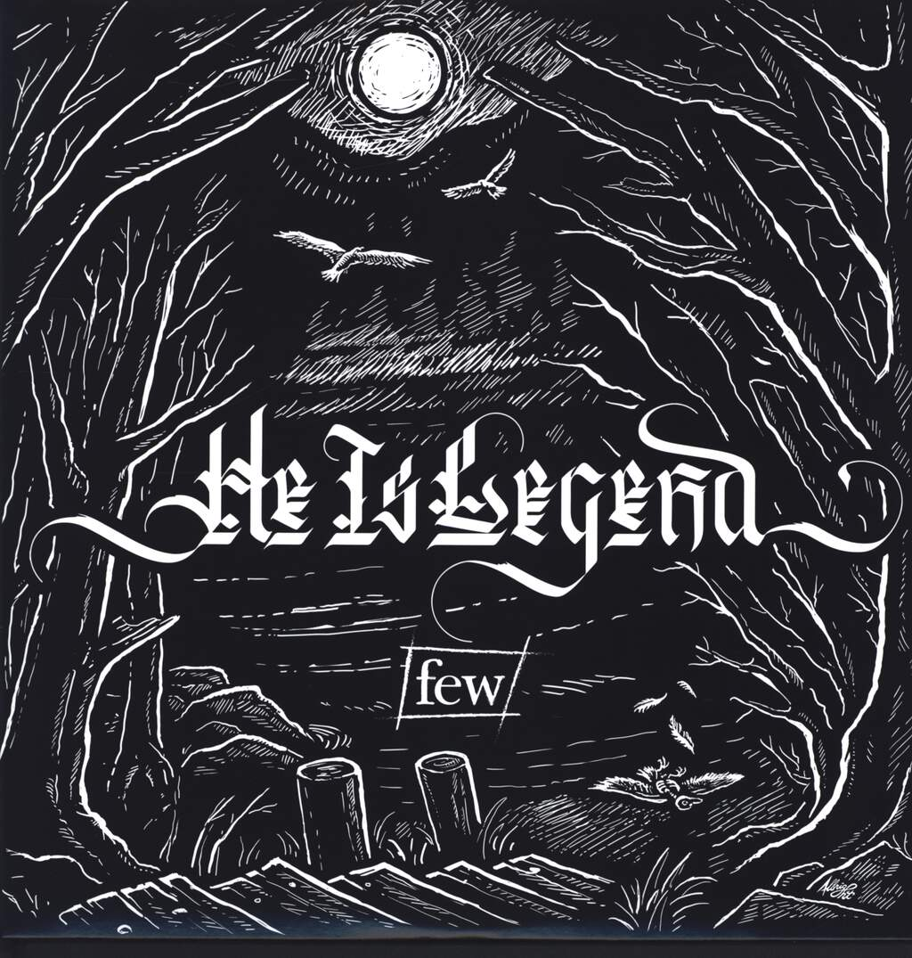 He Is Legend: Few, LP (Vinyl)