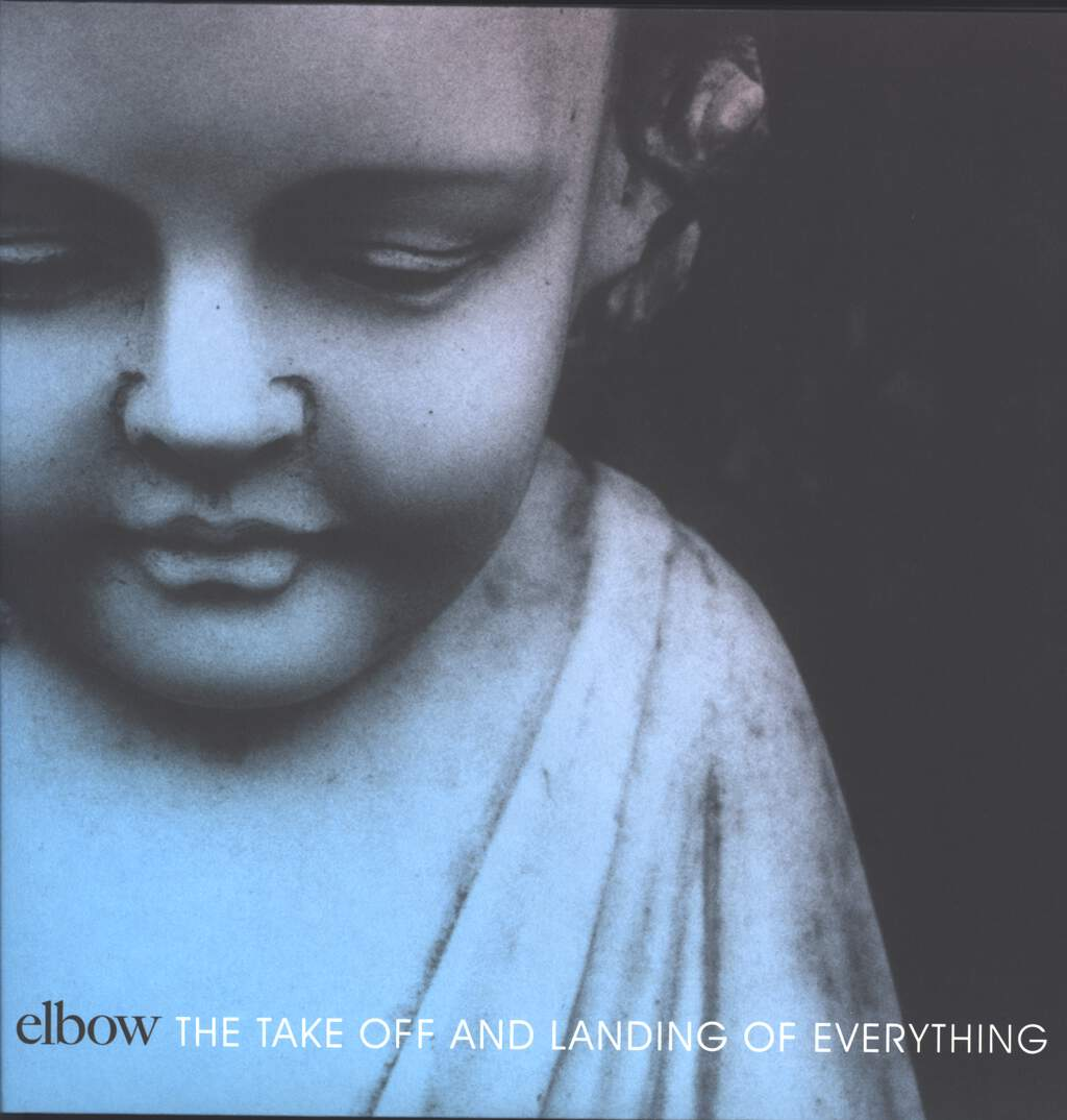 Elbow: The Take Off And Landing Of Everything, LP (Vinyl)