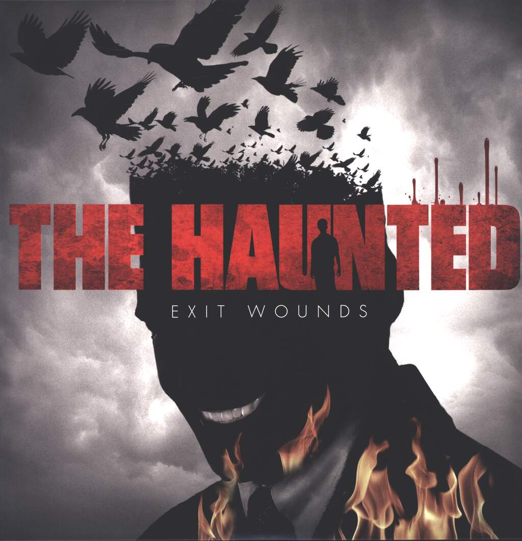 The Haunted: Exit Wounds, LP (Vinyl)