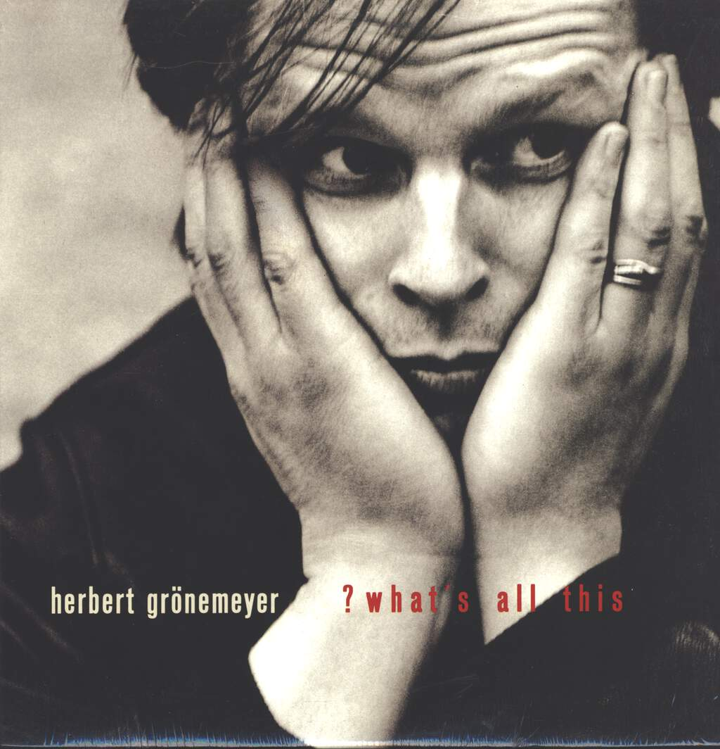 Herbert Grönemeyer: ? What's All This, LP (Vinyl)