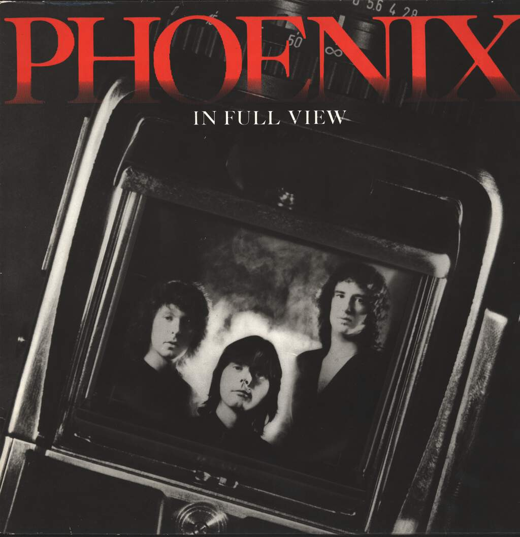 Phoenix: In Full View, LP (Vinyl)