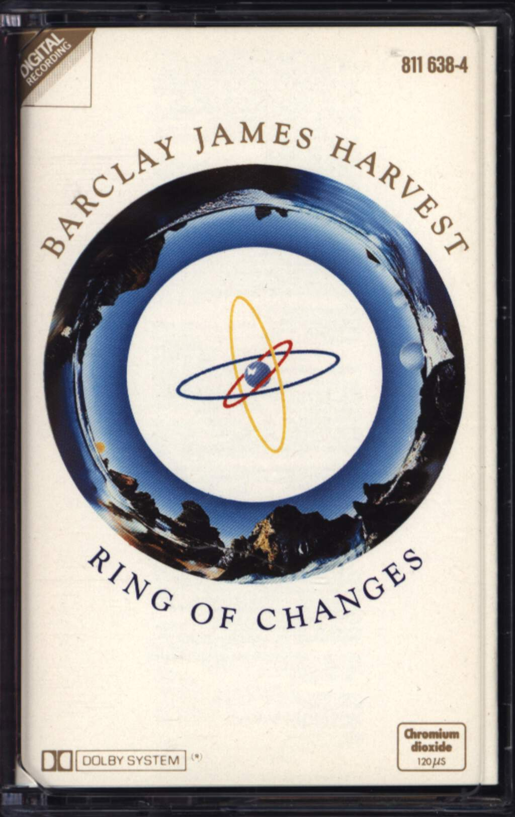Barclay James Harvest: Ring Of Changes, Compact Cassette