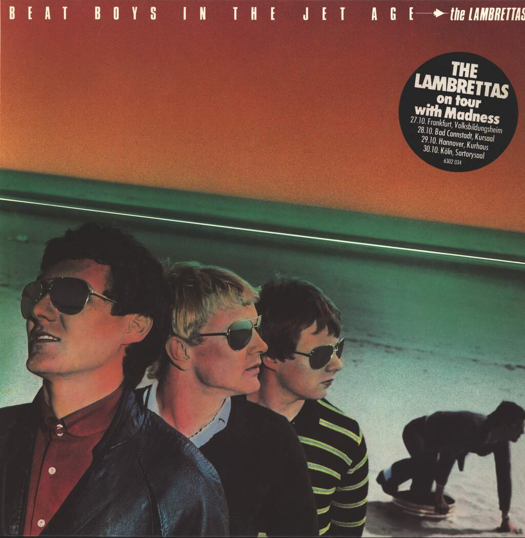The Lambrettas: Beat Boys In The Jet Age, LP (Vinyl)