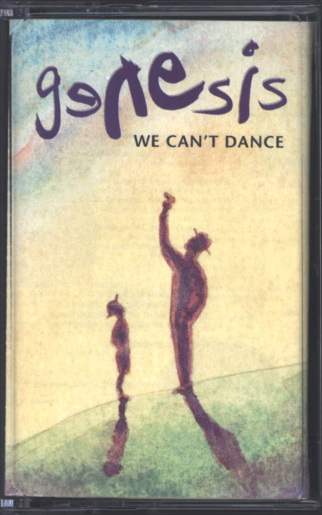 Genesis: We Can't Dance, Compact Cassette