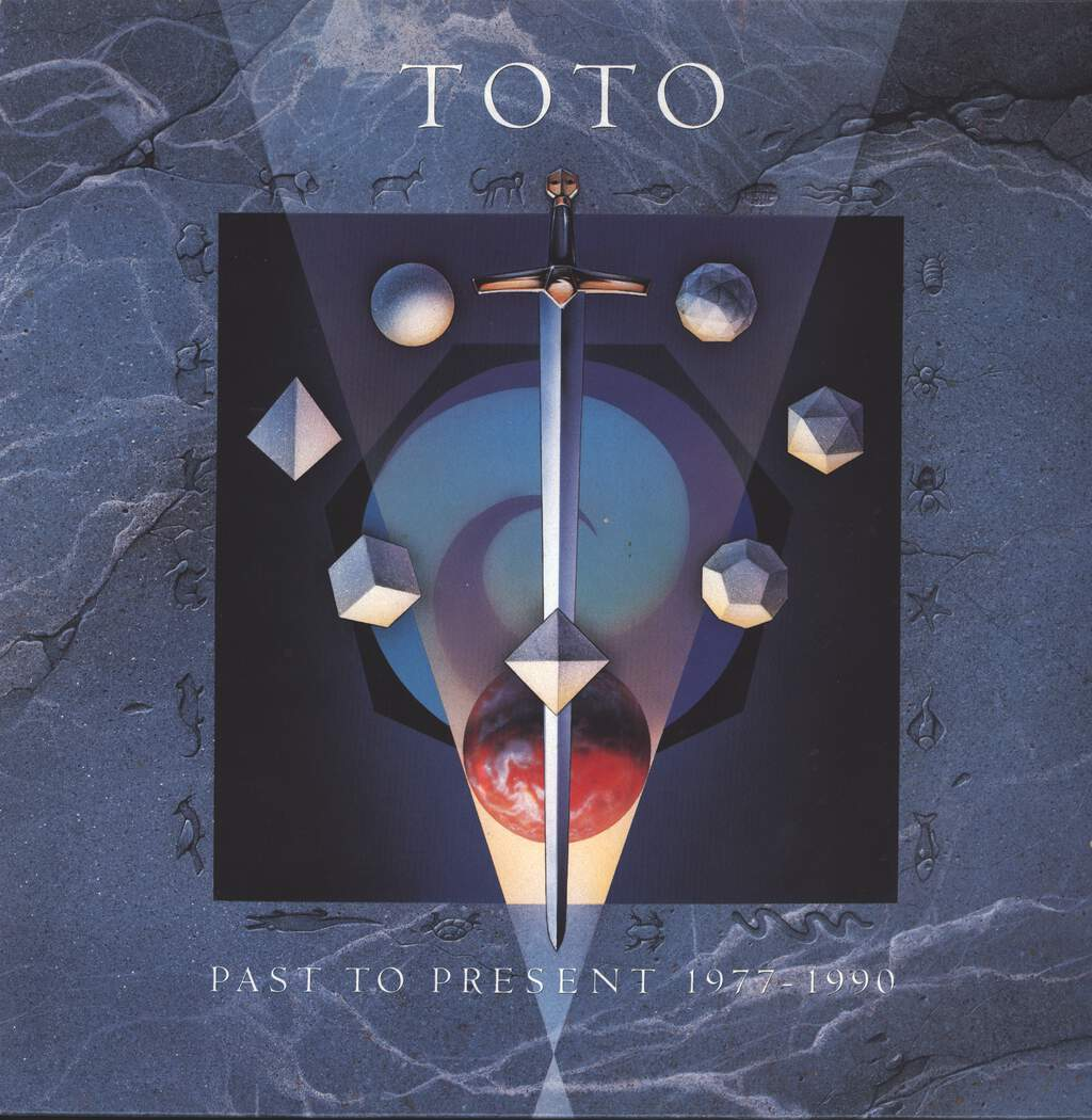 Toto: Past To Present 1977-1990, LP (Vinyl)