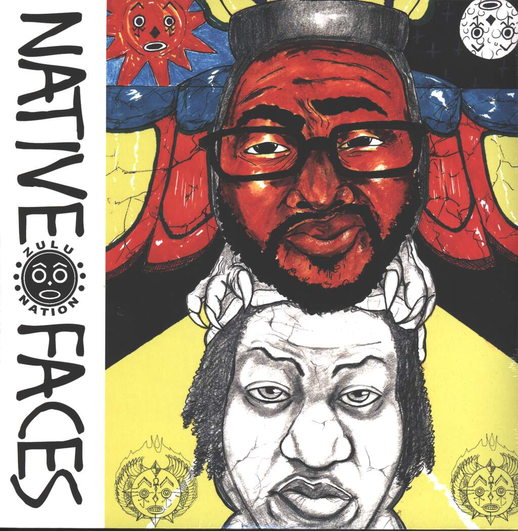 Native Face (Native Sun And Cinoface): Native Faces, LP (Vinyl)