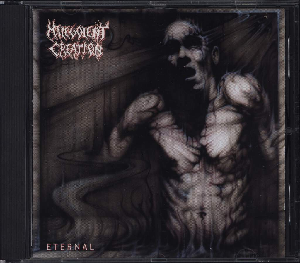 Malevolent Creation: Eternal, CD