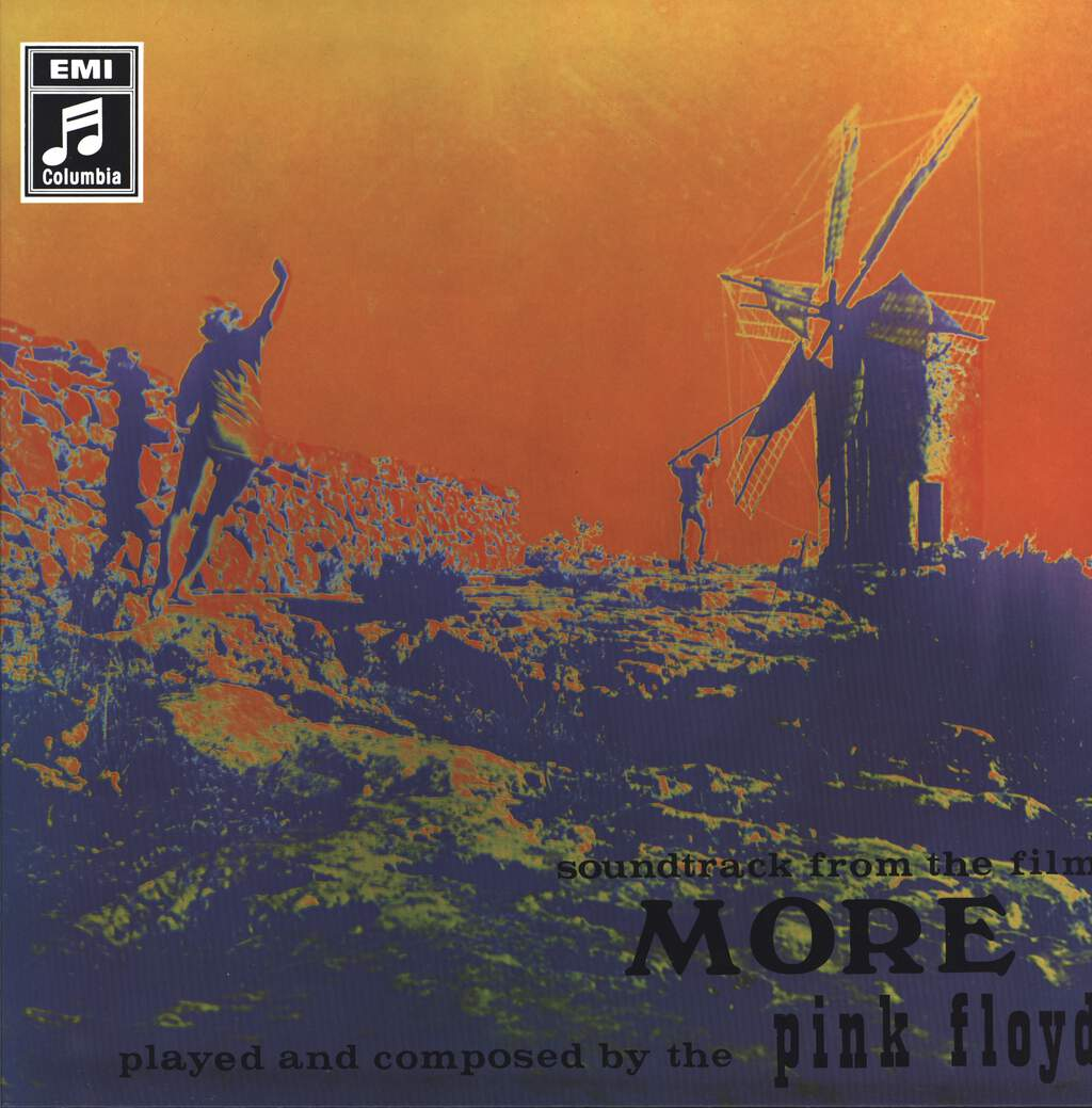 "Pink Floyd: Soundtrack From The Film ""More"", LP (Vinyl)"
