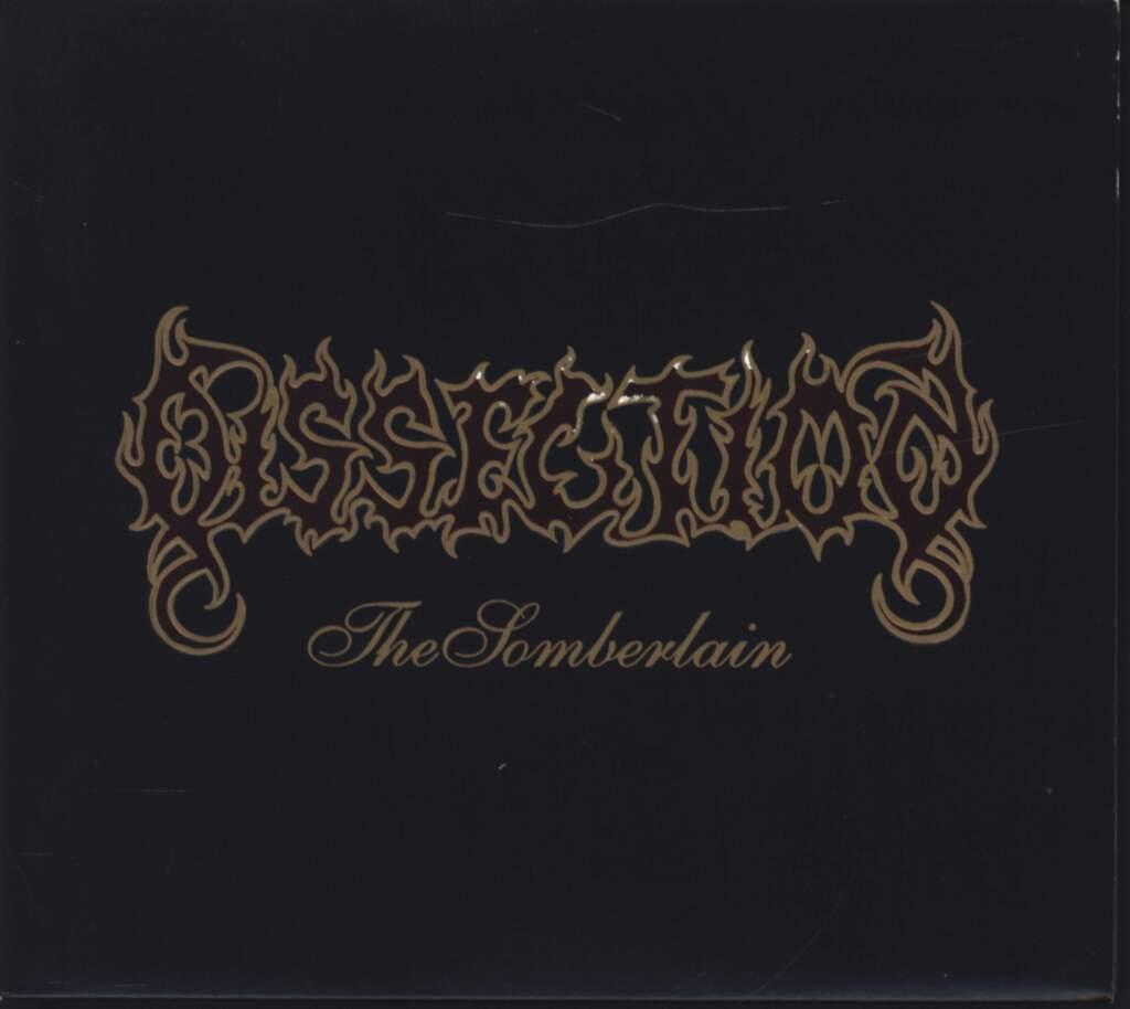 Dissection: The Somberlain, CD