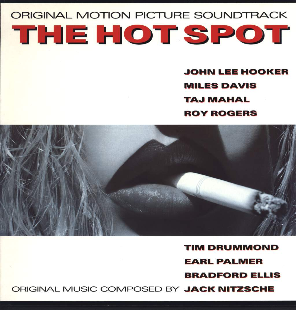 Jack Nitzsche: The Hot Spot (Original Motion Picture Soundtrack), LP (Vinyl)