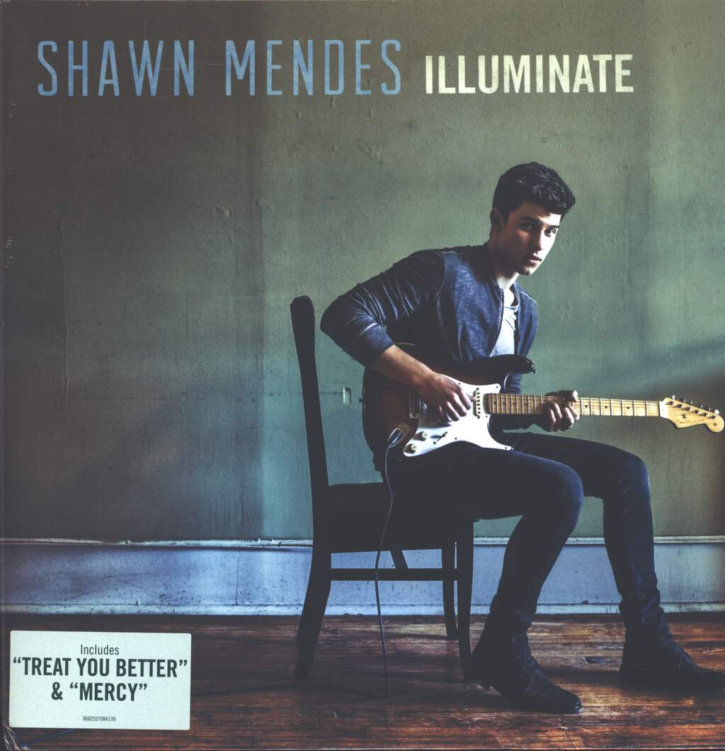 Shawn Mendes: Illuminate, LP (Vinyl)