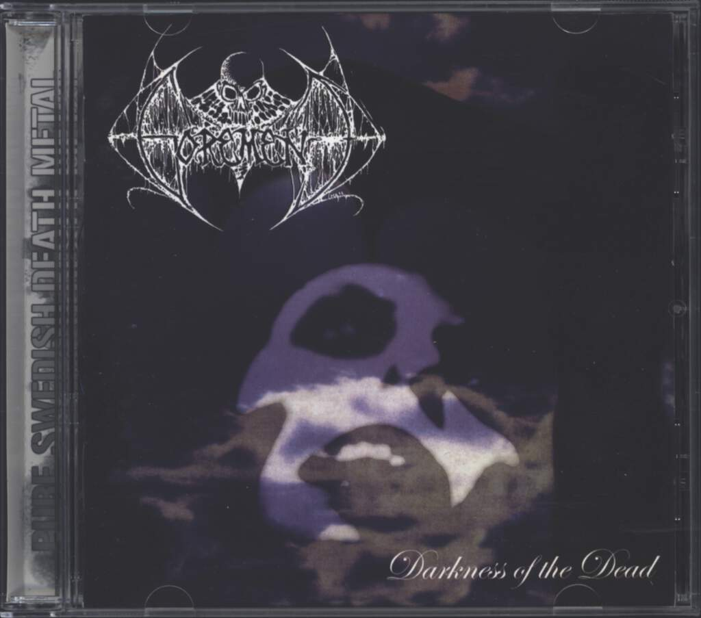 Gorement: Darkness Of The Dead, CD