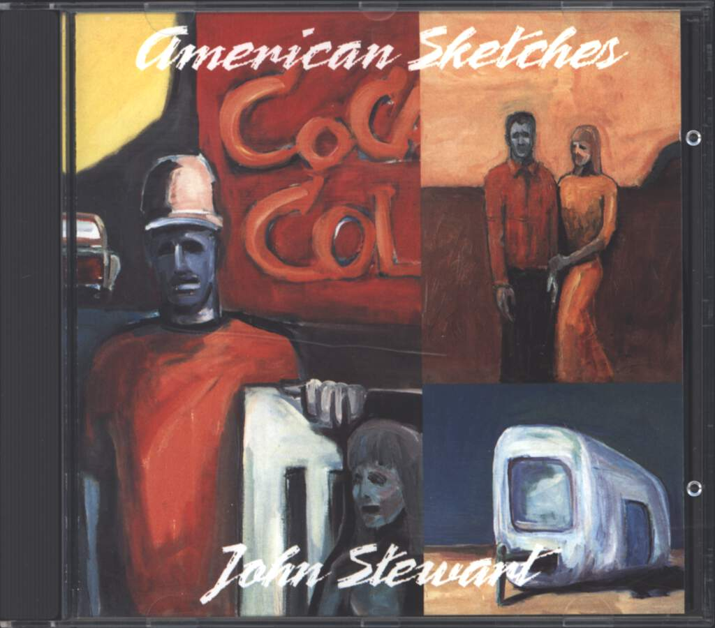 John Stewart: American Sketches, CD