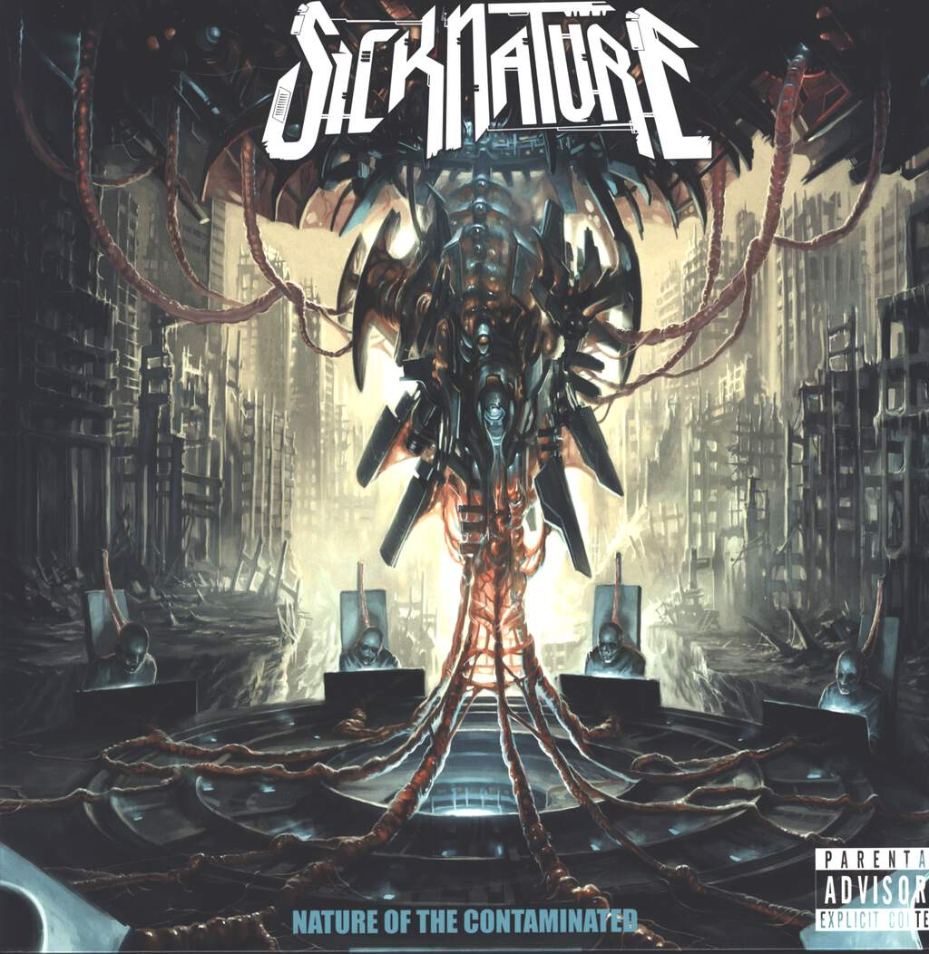 Sicknature: Nature Of The Contaminated, LP (Vinyl)