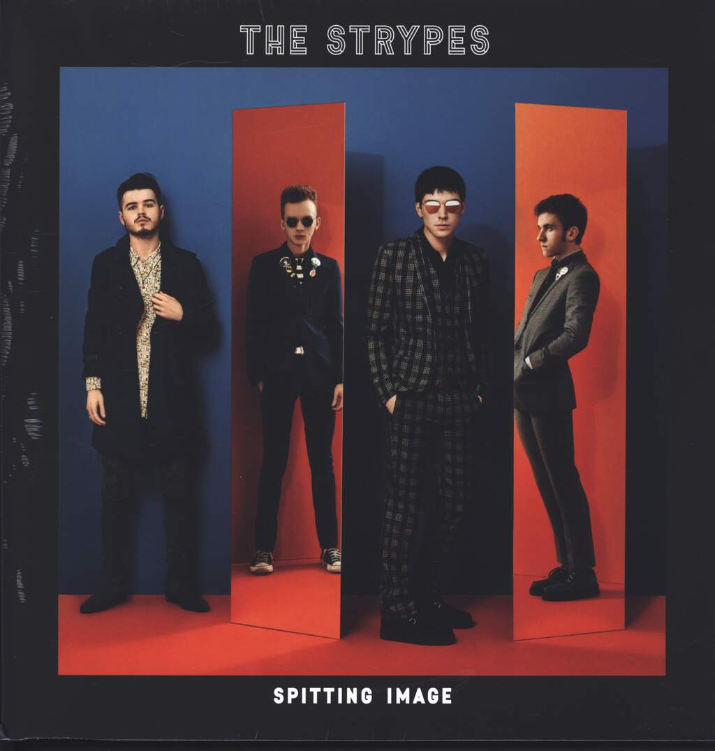 The Strypes: Spitting Image, LP (Vinyl)