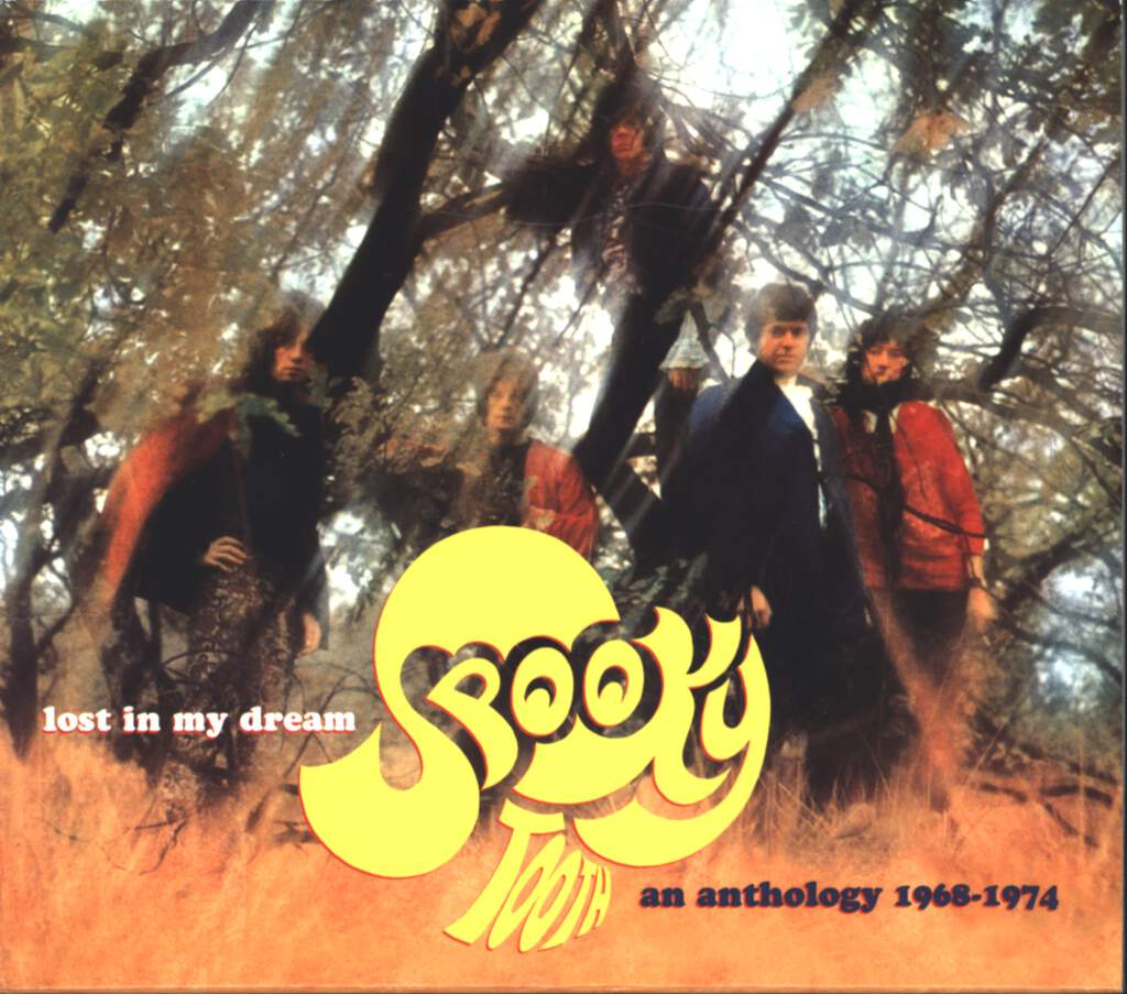 Spooky Tooth: Lost In My Dream - An Anthology 1968-1974, CD