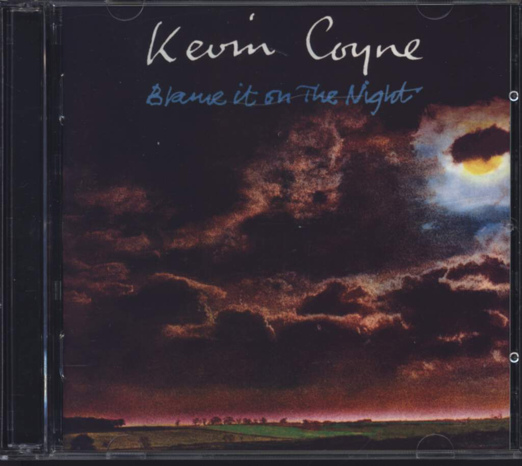 Kevin Coyne: Blame It On The Night, CD