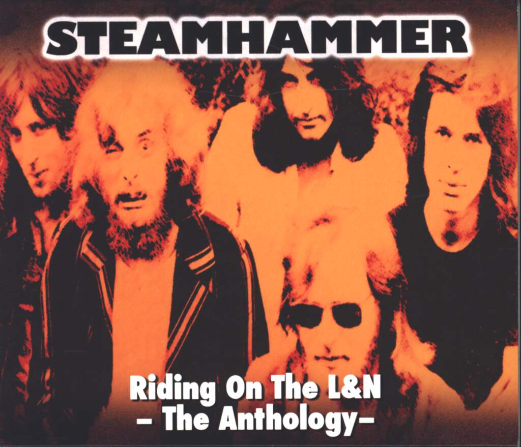 Steamhammer: Riding On The L&N - The Anthology -, CD