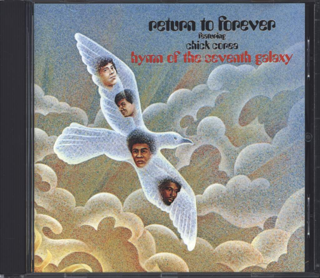 Return To Forever: Hymn Of The Seventh Galaxy, CD