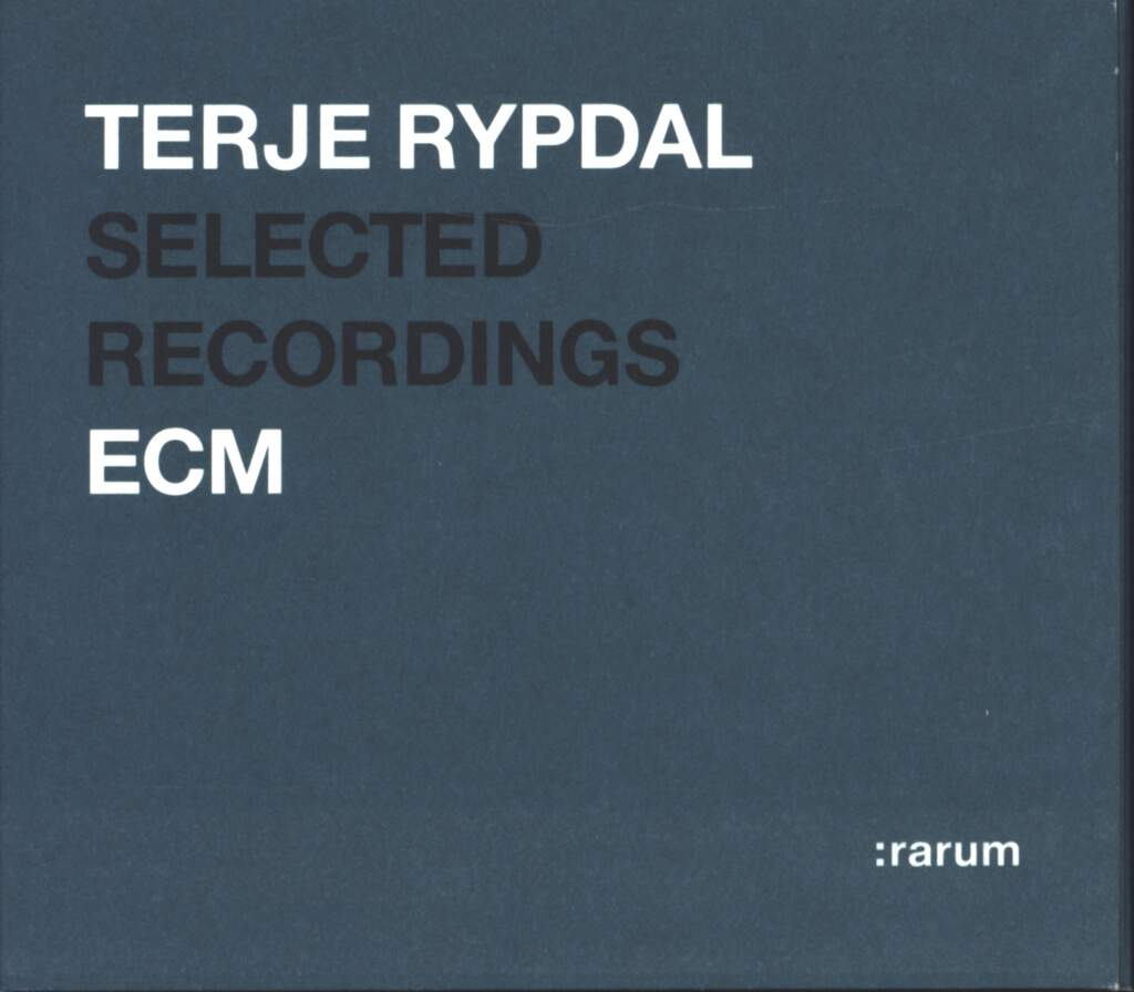 Terje Rypdal: Selected Recordings, CD