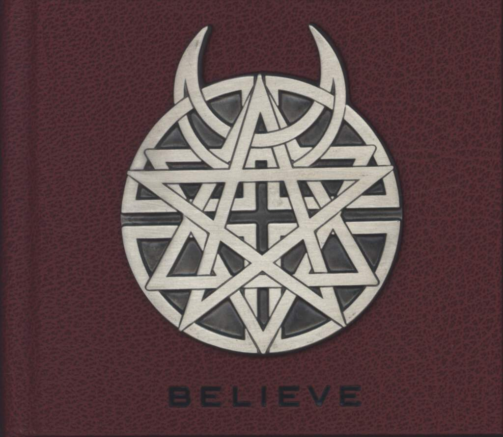 Disturbed: Believe, CD