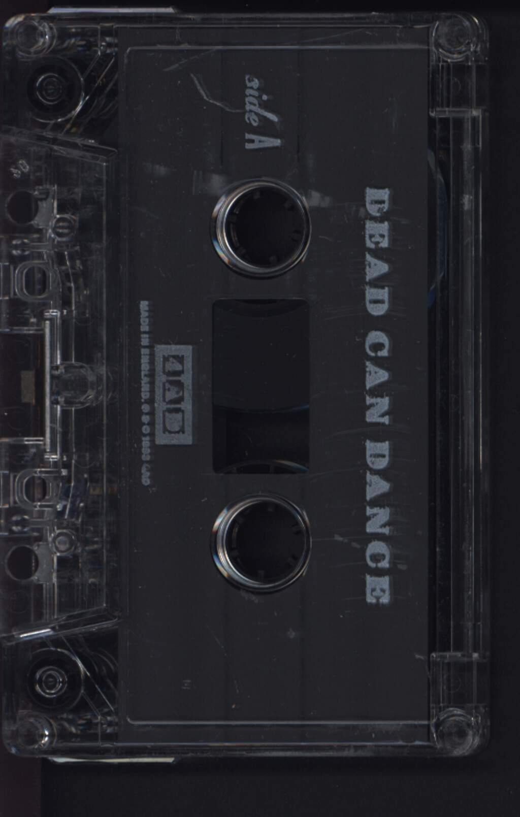 Dead Can Dance: Into The Labyrinth, Compact Cassette
