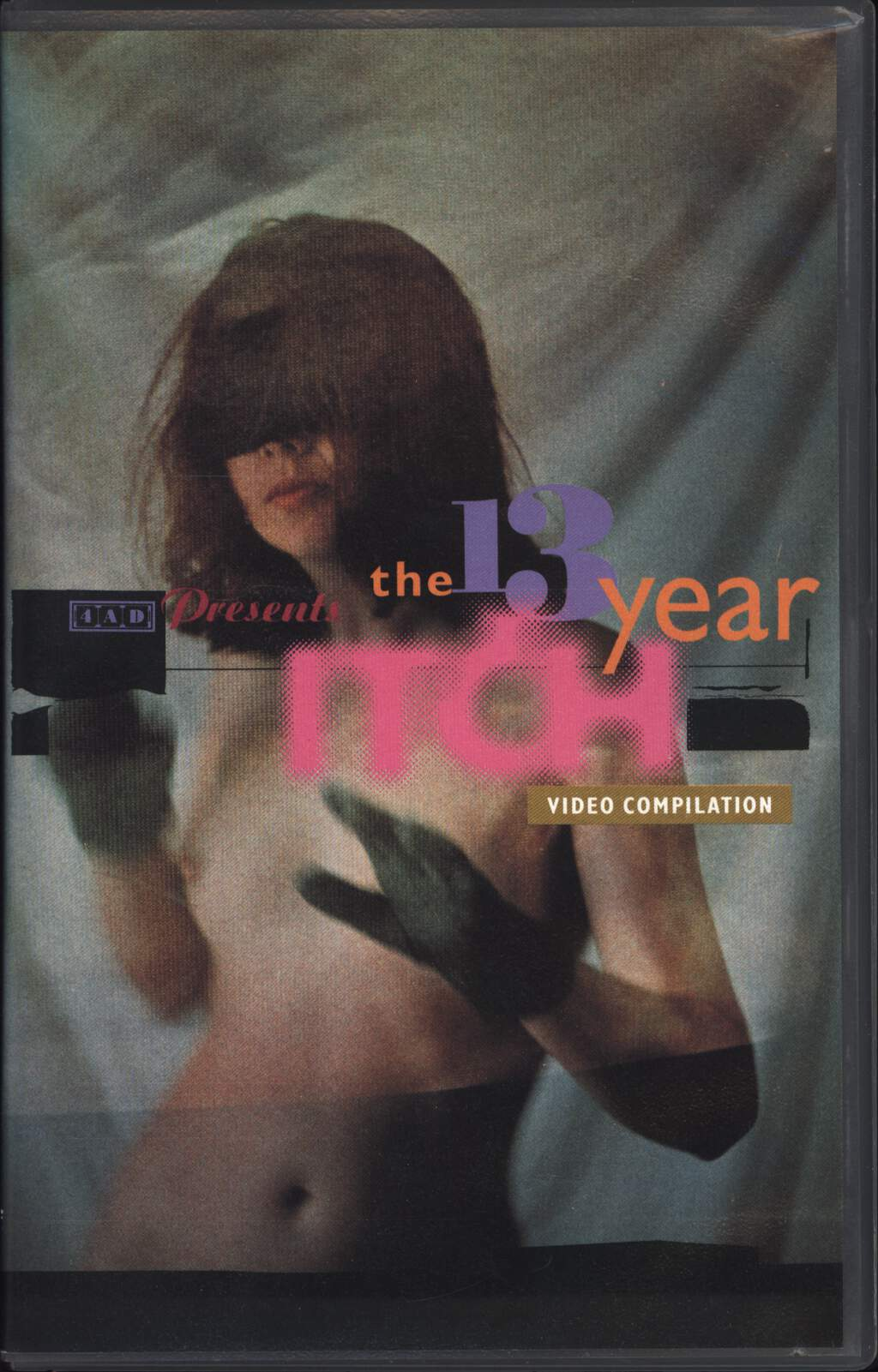 Various: 4AD Presents The 13 Year Itch Video Compilation, Video