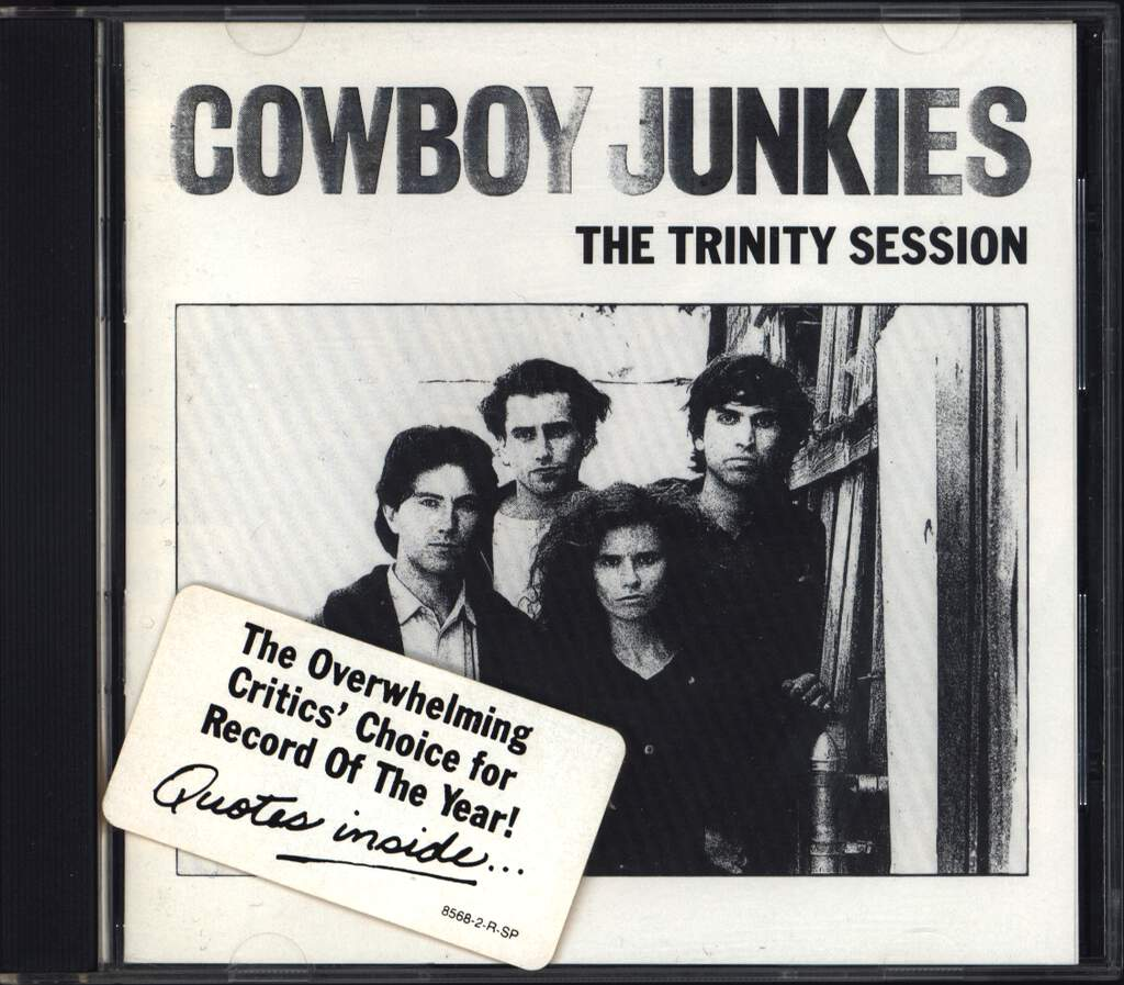 Cowboy Junkies: The Trinity Session, CD