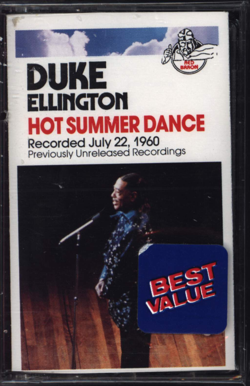 Duke Ellington: Hot Summer Dance, Tape