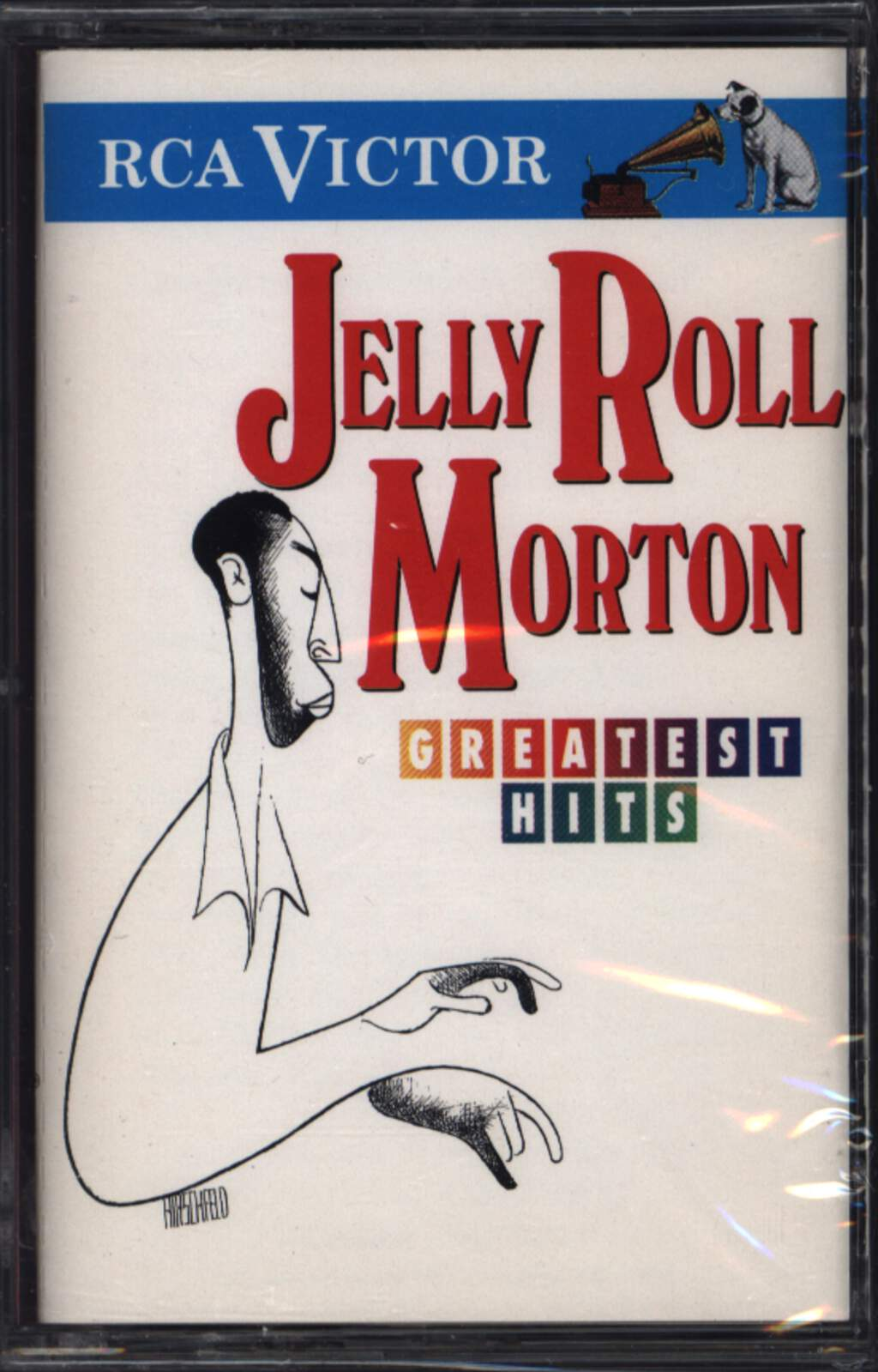 Jelly Roll Morton: Greatest Hits, Tape