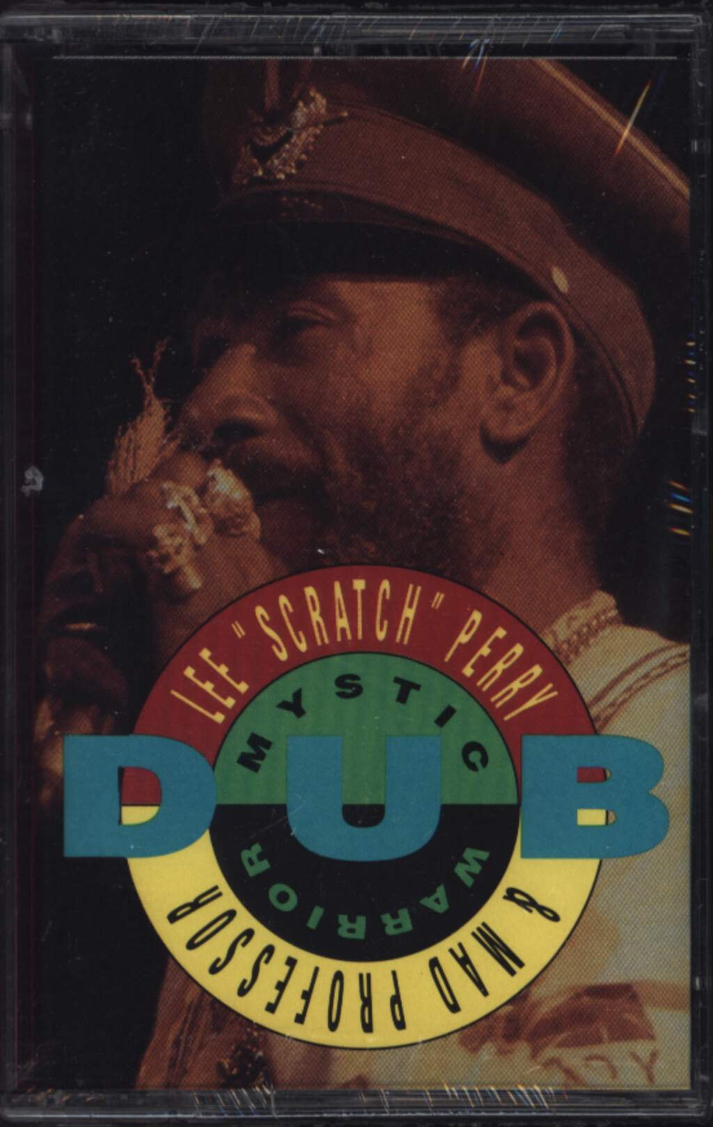 Lee Perry: Mystic Warrior In Dub, Compact Cassette