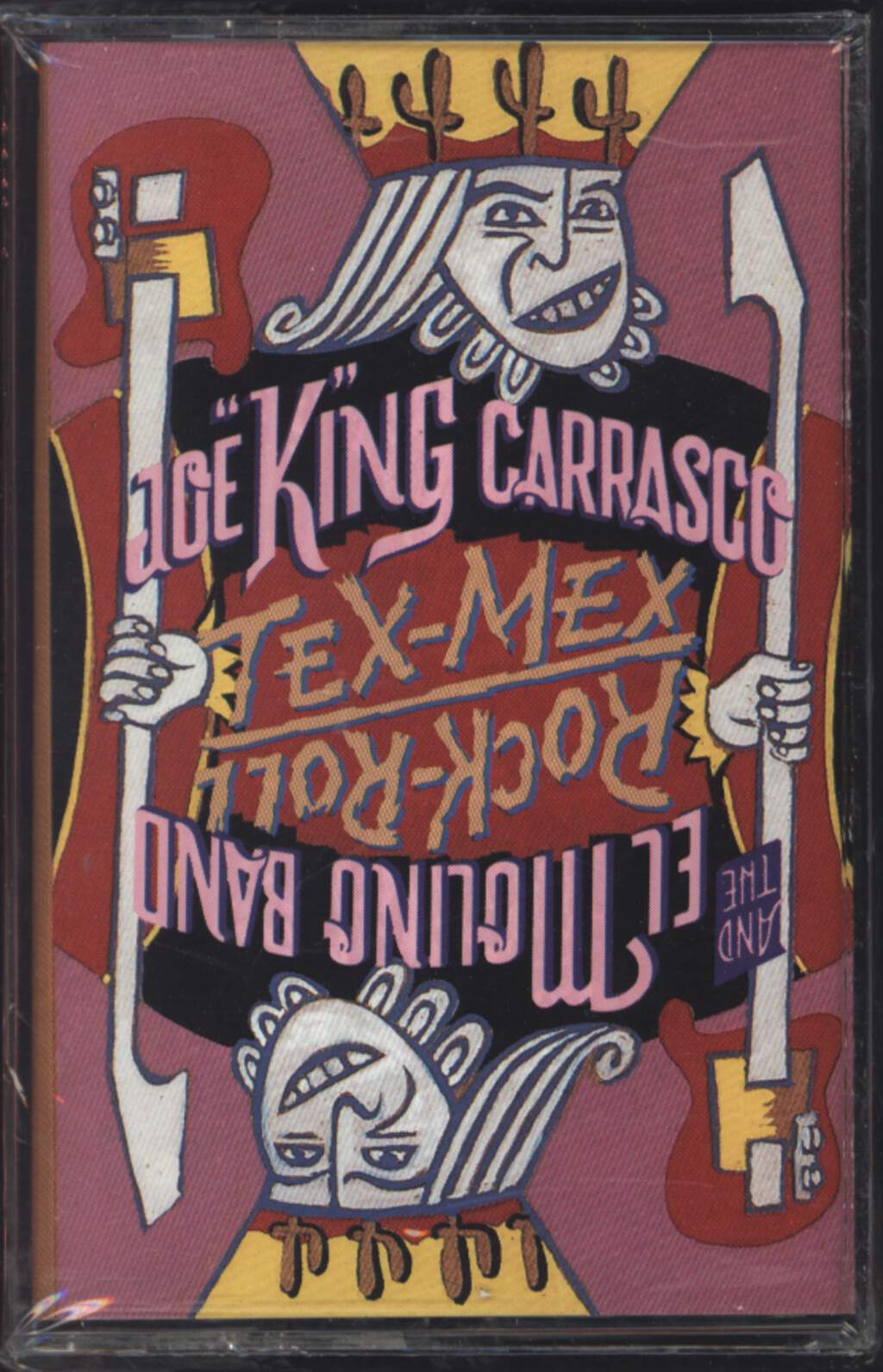 Joe King Carrasco And The El Molino Band: Tex-Mex Rock-Roll, Compact Cassette