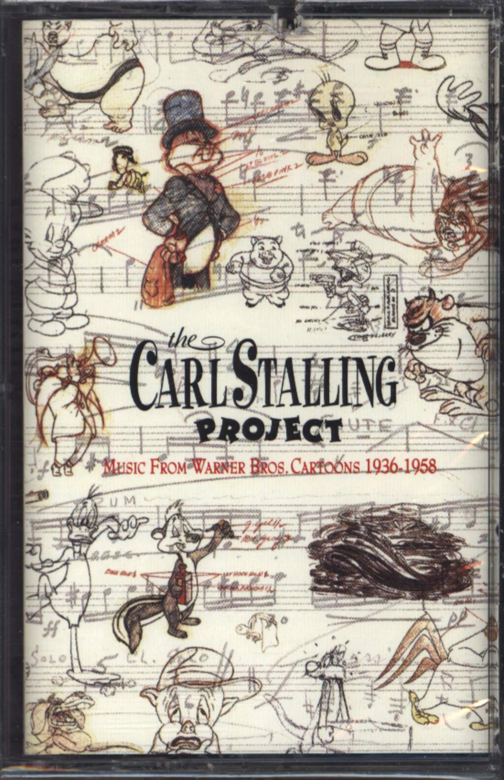 Carl Stalling: The Carl Stalling Project, Compact Cassette