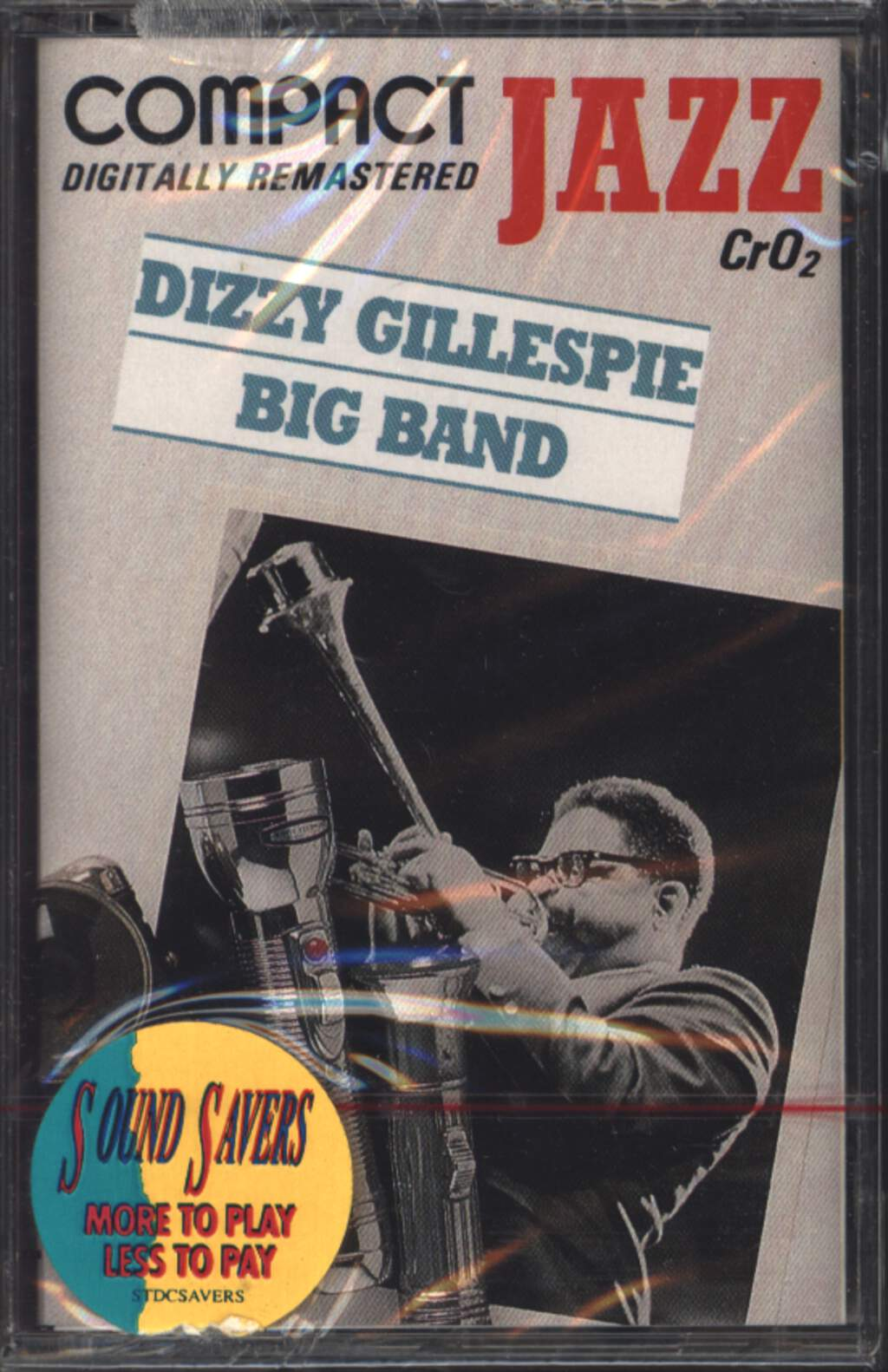 Dizzy Gillespie Big Band: Dizzy Gillespie Big Band, Tape