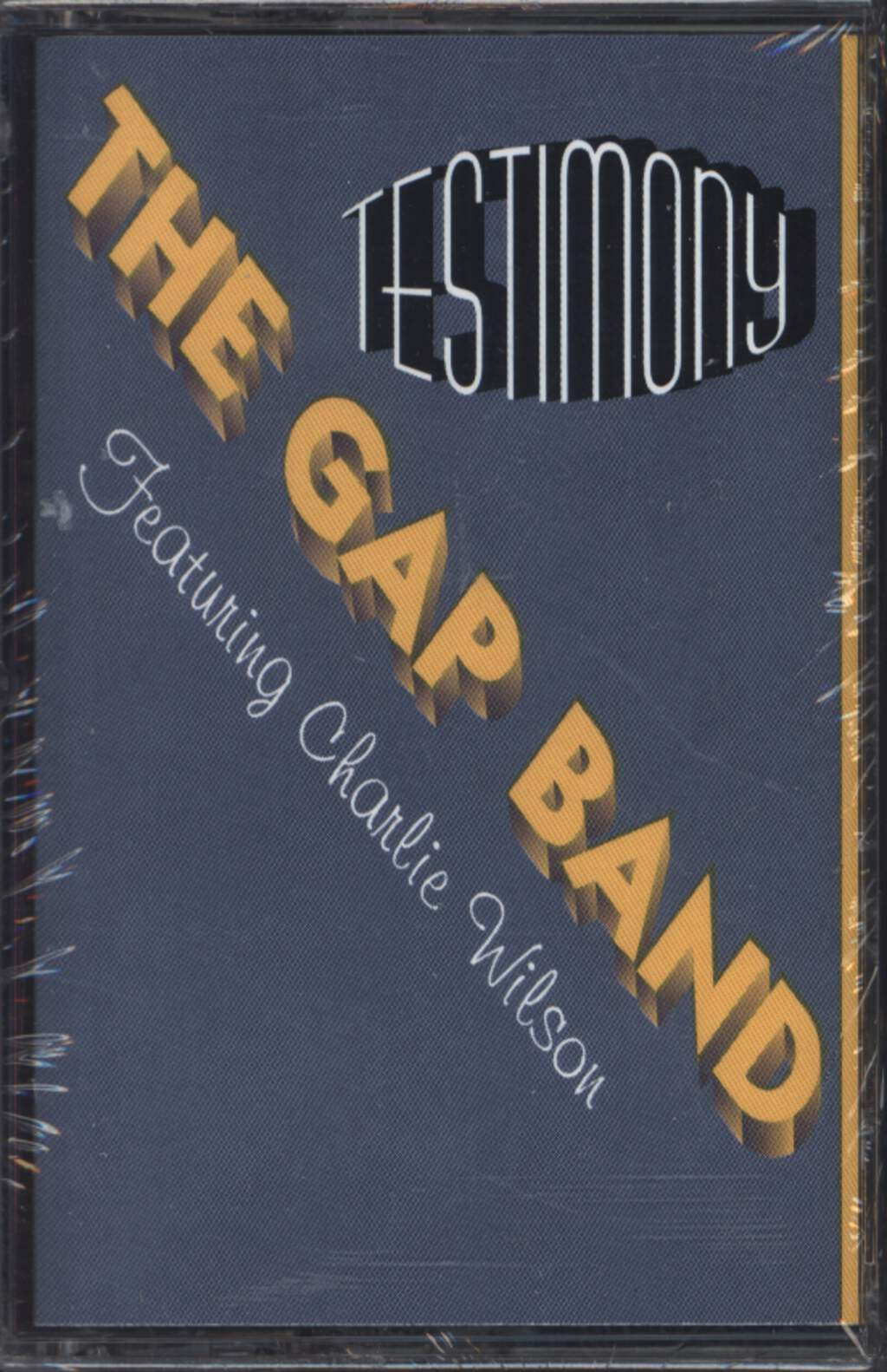 The Gap Band: Testimony, Compact Cassette