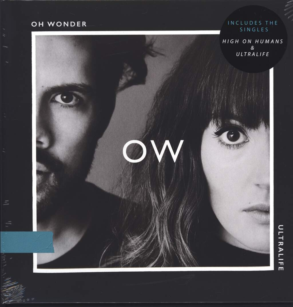 Oh Wonder: Ultralife, LP (Vinyl)
