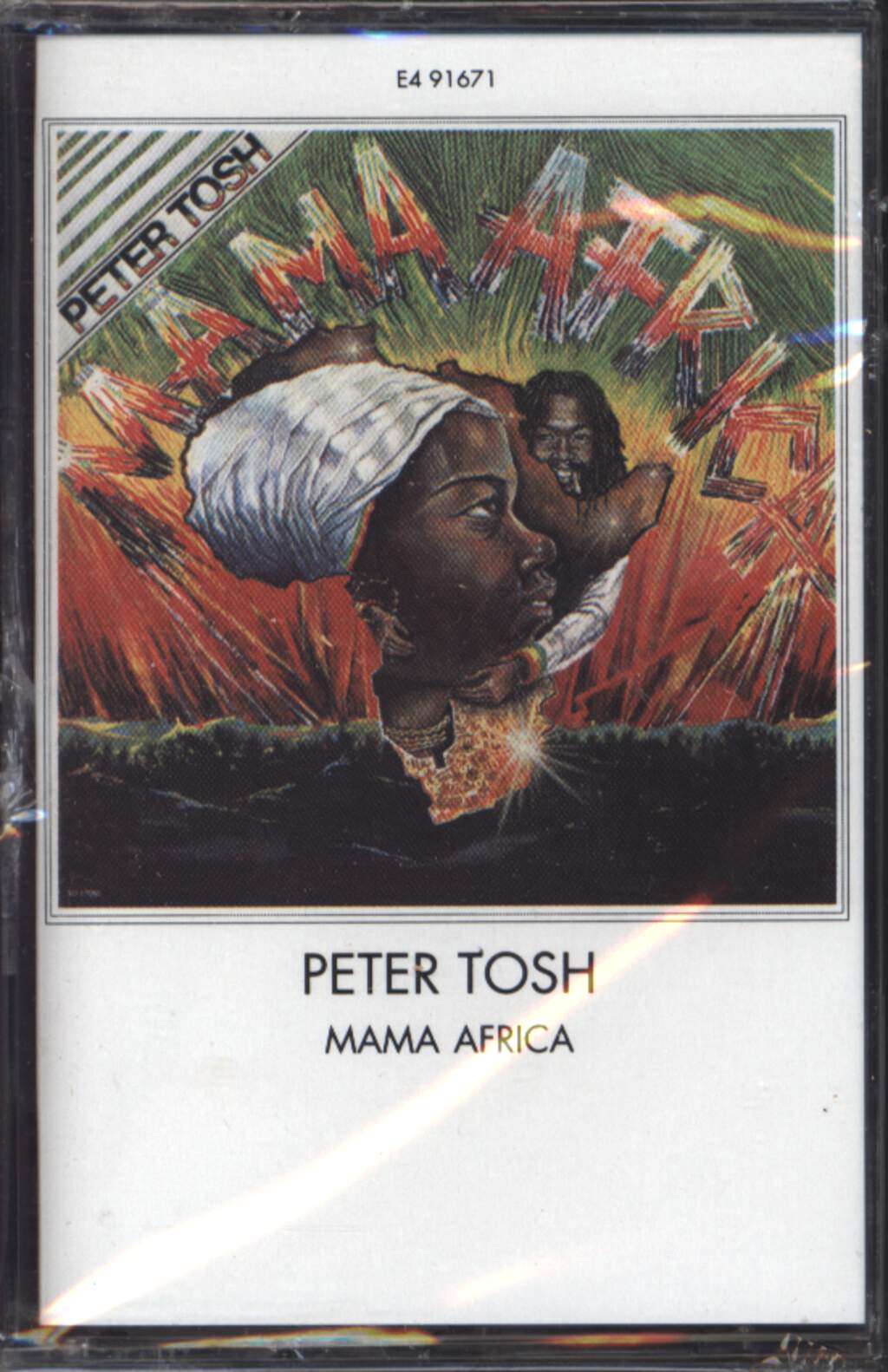 Peter Tosh: Mama Africa, Tape
