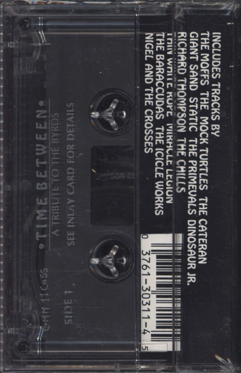 Various: Time Between - A Tribute To The Byrds, Tape