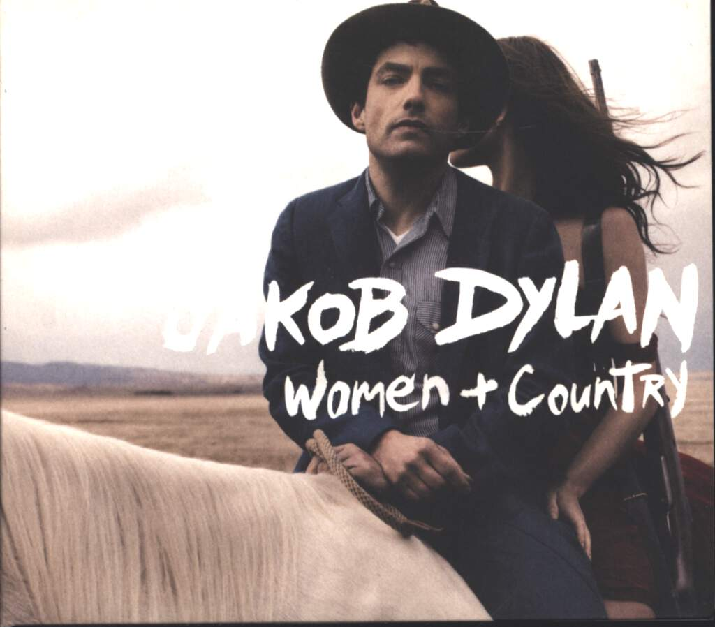 Jakob Dylan: Women + Country, CD