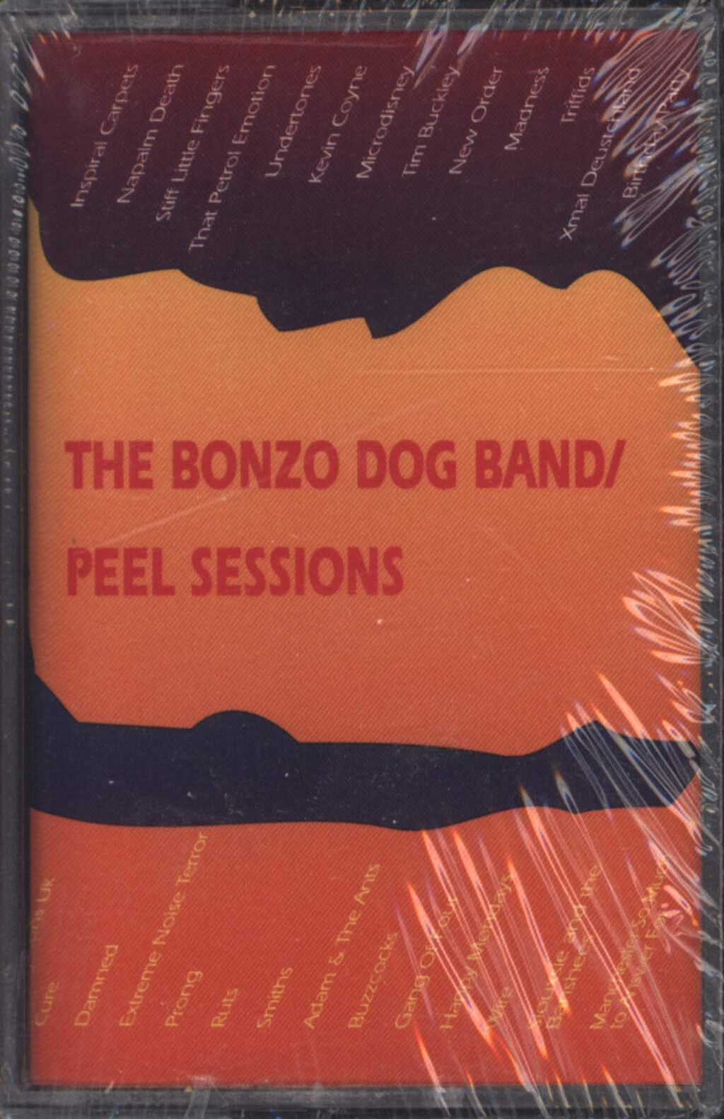 Bonzo Dog Doo-Dah Band: Peel Sessions, Compact Cassette