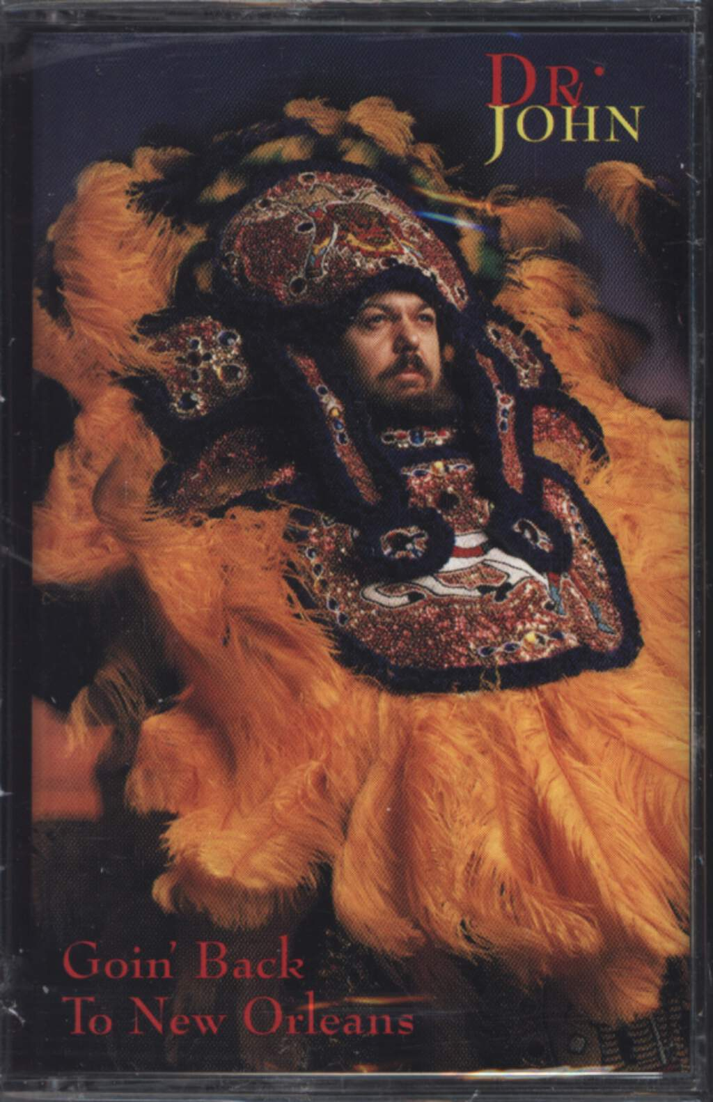Dr. John: Goin' Back To New Orleans, Compact Cassette