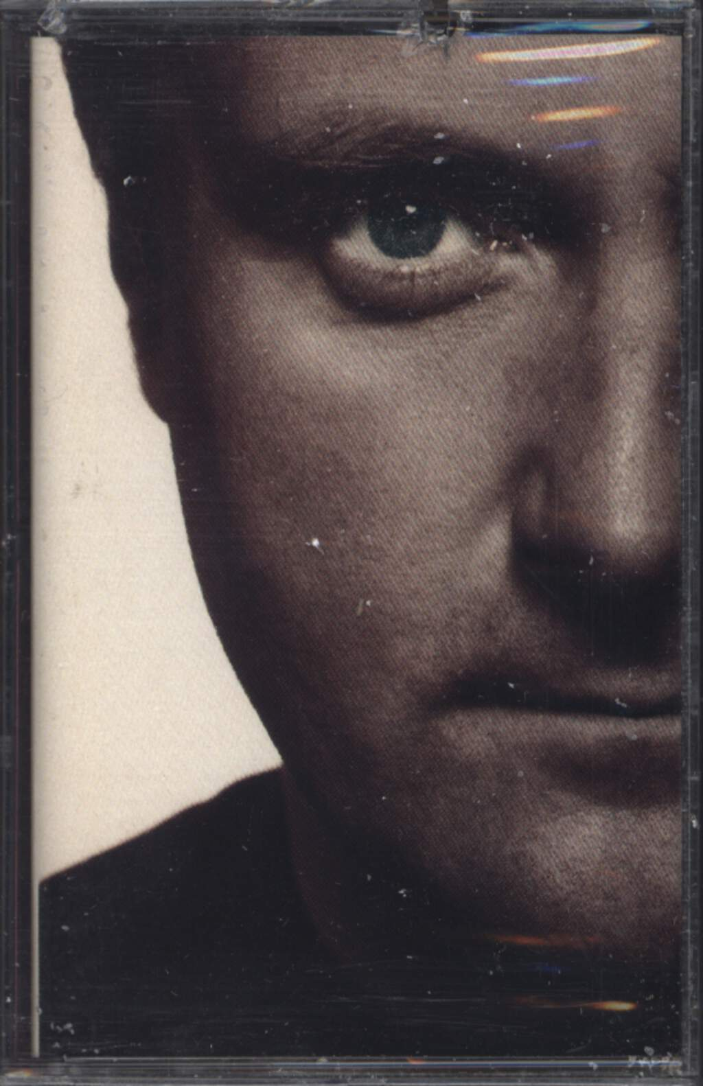 Phil Collins: Both Sides, Tape